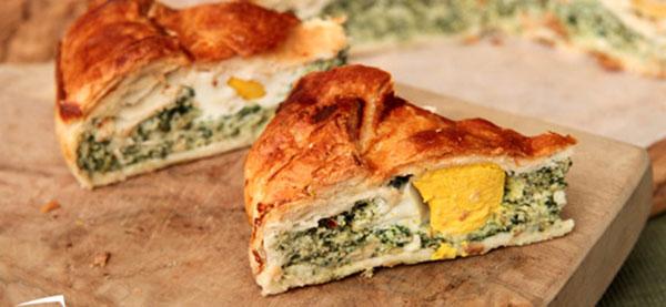 Torta Pasqualina: la ricetta di un piatto tipico per la Pasqua