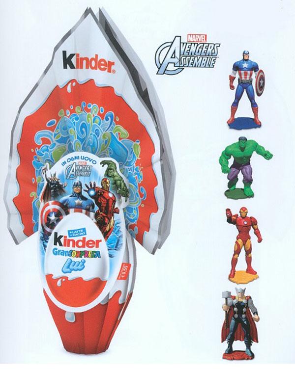 uovo-kinder-avengers