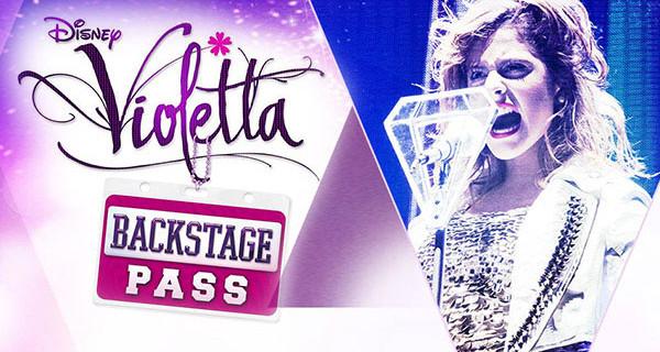 Violetta oggi è al cinema! Ecco dove vedere l'anteprima nazionale di Backstage Pass