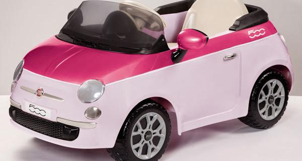 Arrivano le nuove Minicar Fiat 500 firmate Peg Perego: il sogno di grandi e piccini!