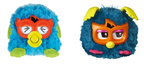 Furby diventa più piccolo e vivace: ecco il giocattolo Party Rockers