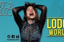 Lodovica Comello in concerto: il tour mondiale del 2015. Date e info sui biglietti
