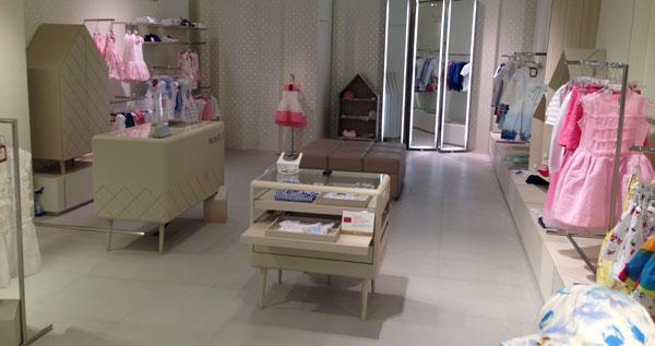 Simonetta arriva a Pechino: il nuovo shop per bambini in Oriente