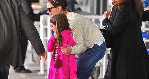 Suri Cruise, la figlia di Tom Cruise e Katie Holmes, e il look firmato MILLY Minis