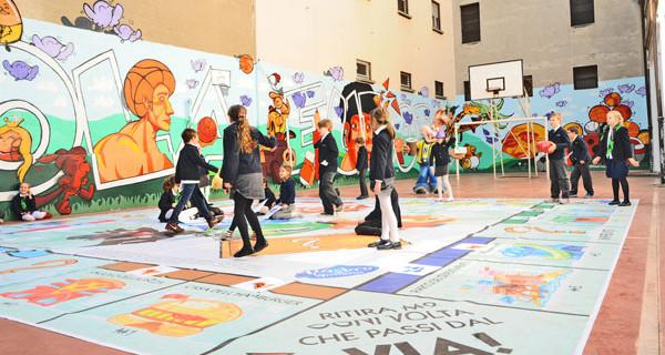 Tour Monopoly Junior: l'evento pensato per bambini dai 5 anni in su