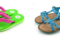 Gioseppo Kids: la nuova coloratissima collezione di sandali per l'estate