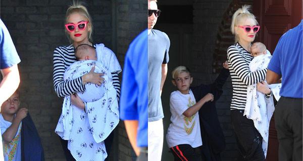 Gwen Stefani festeggia il compleanno del figlio Kingston con famiglia e amici vip