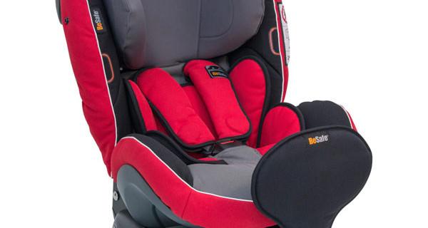 Il seggiolino per auto BeSafe omologato in base alle ultime normative
