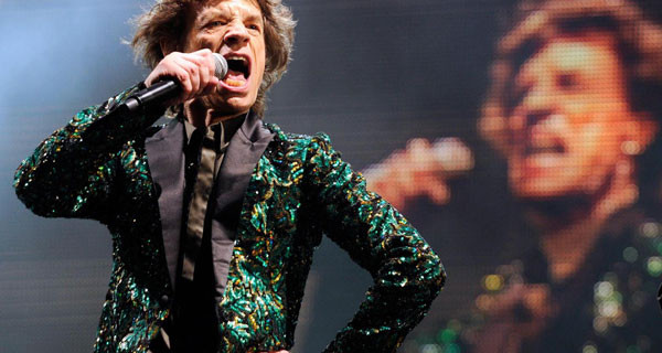 Mick Jagger: prima bisnonno e poi ancora nonno!