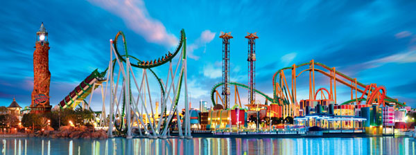 I 10 parchi di divertimento più belli del mondo. Qual è il tuo preferito?
