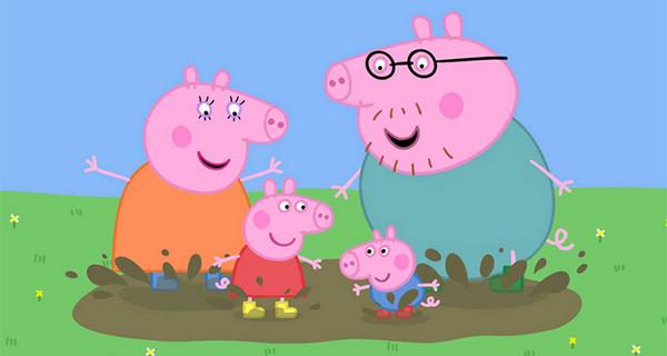 Perchè Peppa Pig è l'idolo dei bambini? Svelato il mistero