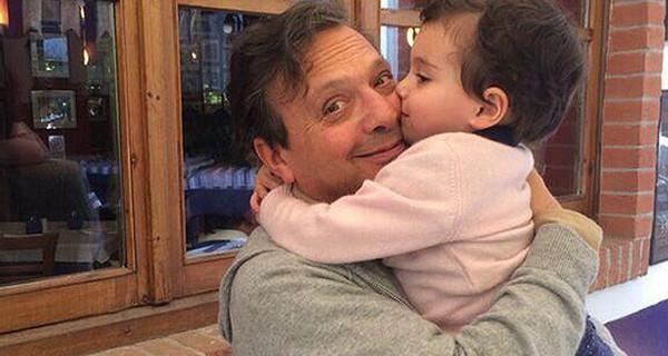 Piero Chiambretti non solo presentatore Tv: eccolo nella veste di papà!
