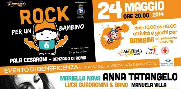 Io Canto: Alessandro La Cava confermato a Rock Per Un Bambino