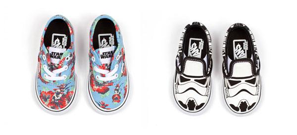 Le Vans dedicate a Star Wars arrivano anche per bambini. Tutti i modelli  3a4eeab580e