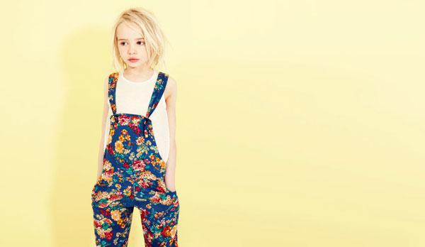 Zara Lookbook Estate 2014: le foto della collezione bambina