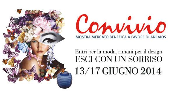 Simonetta Spa parteciperà a Convivio per sostenere la lotta contro l'AIDS
