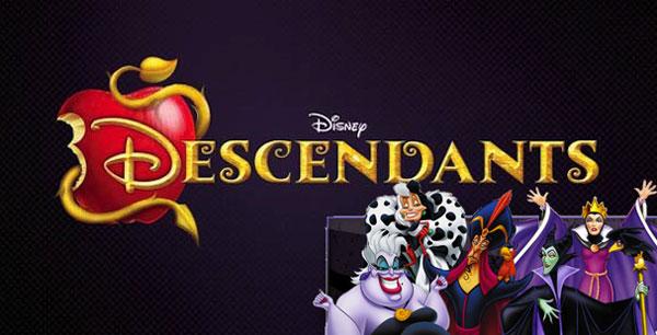 Descendants, il nuovo Original Movie sui figli dei leggendari cattivi Disney