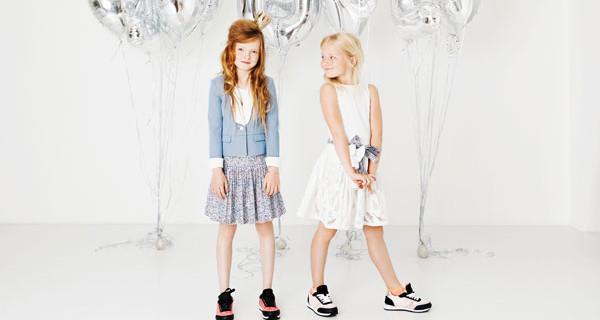 A Pitti Bimbo fa il suo debutto SuperTrash Girls, la nuova linea per bambine fashion