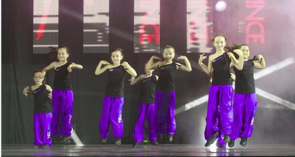 Rimini Wellness 2014: grande successo anche per la WellDance Children's