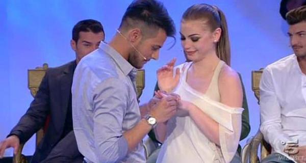 """Aldo Palmeri sposa Alessia Cammarota? """"Ecco perchè le ho regalato l'anello così presto"""""""