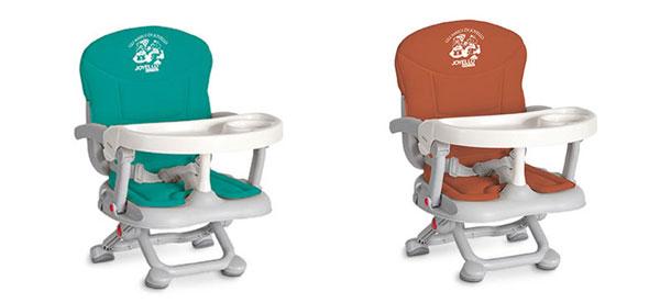 Pappa-Re, la nuova alzatina per sedia di Joyello. Perfetta per il momento pappa!