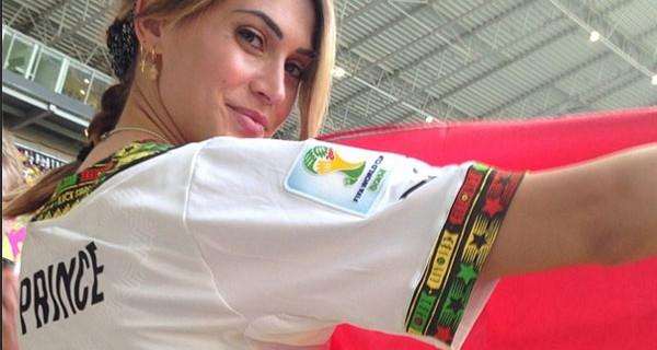 """Melissa Satta in Brasile per 10 giorni senza Maddox e scatta la polemica: """"W i nonni!!"""""""