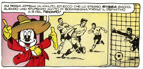 Mondiali di Carta: il calcio tra fumetti e figurine dagli album Panini a Topolino