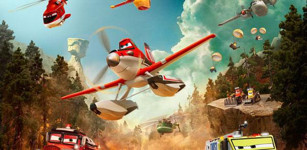 Planes 2: dopo il primo film Disney arriva nei cinema Missione Antincendio. Trailer e Foto