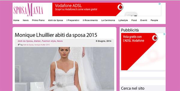 """Nasce la rubrica """"Bambini e Cerimonie"""" in collaborazione con Sposamania, il magazine delle spose"""