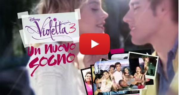 Violetta 3: in attesa delle nuove puntate ecco anticipazioni e video di Backstage