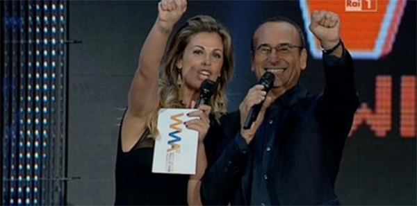Wind Music Awards 2014: da Ligabue ai Dear Jack, sul palco gli artisti italiani più amati