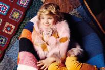 Billieblush collezione Autunno Inverno 2014: allegria e colori nei capi delle bambine