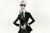 Karl Lagerfeld diventa una Barbie: la Mattel presenta Barbie Lagerfeld
