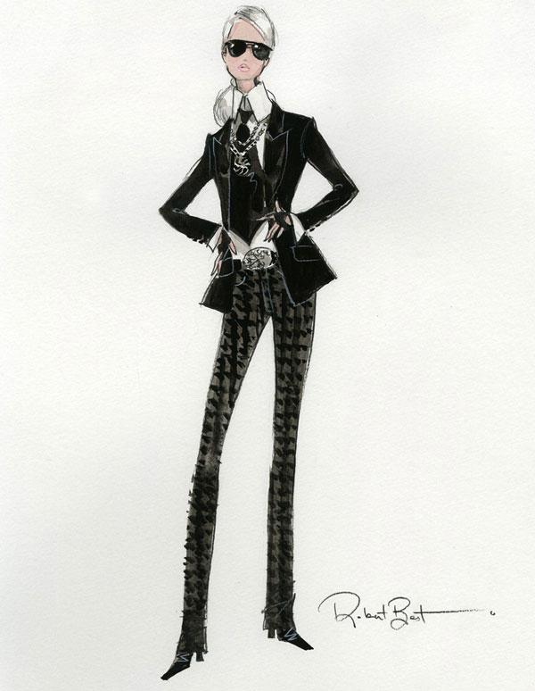 Barbie-Lagerfeld
