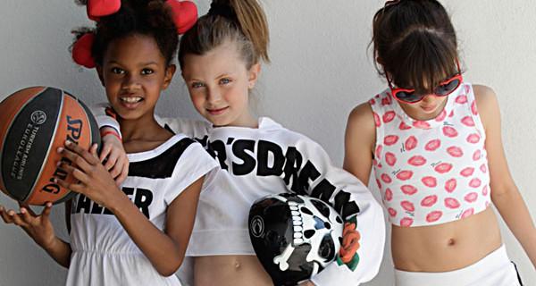 Dimensione Danza Sisters, la nuova collezione per bimbe e ragazze dai 2 ai 14 anni