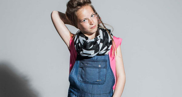 DKNY Kids, la collezione Primavera Estate 2015 ispirata a New York