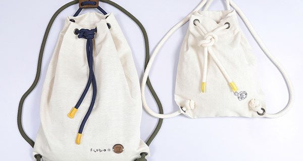 Filobio + If Bags, la nuova Capsule Collection di zainetti in cotone bio per mamma e bimbo