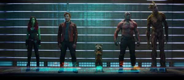 Guardiani della Galassia, arriva al cinema il nuovo film della Marvel
