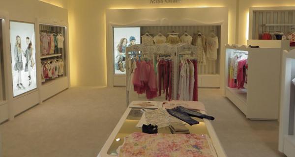 Grant apre un suo negozio per bambini anche a Doha, nel Qatar