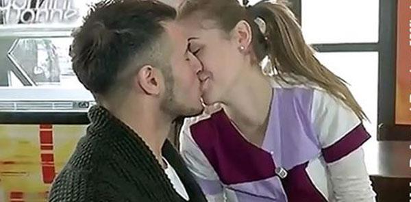Alessia Cammarota e Aldo Palmeri inseparabili: insieme anche al centro estetico. I loro progetti