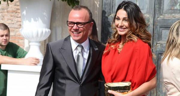 """Anna Tatangelo e Gigi D'Alessio presto sposi: """"Andrea sarà il nostro paggetto."""" I dettagli"""