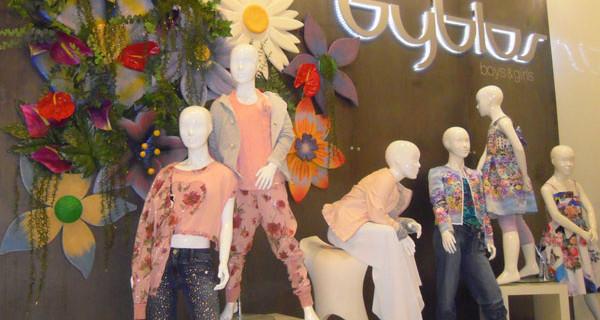 Byblos boys&girls, la collezione Primavera Estate 2015 per bambine dallo stile ricercato