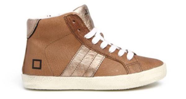 Sneakers come quelle di mamma e papà: la nuova collezione D.A.T.E. Kids