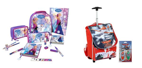 A scuola con Topolino, Minnie, Planes e Frozen: tutti i prodotti dei personaggi Disney