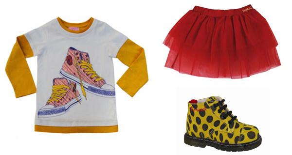 Fiorucci Youngwear: una collezione Autunno Inverno 2014 all'insegna della Pop Art