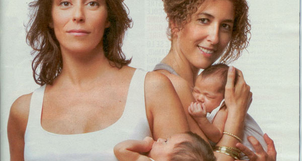 """Francesca Vecchioni: """"Io a Alessandra ci separiamo ma le nostre bimbe continueranno ad avere due mamme"""""""
