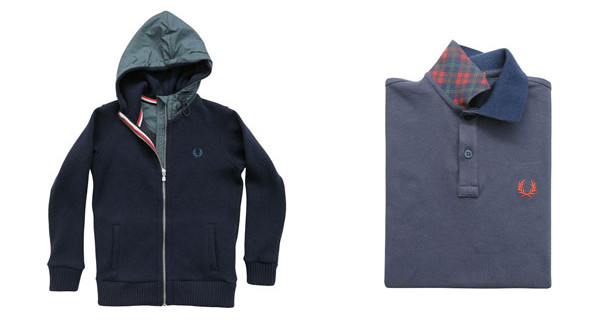 Con Fred Perry il Back To School è in salsa brit. La collezione AI 2014