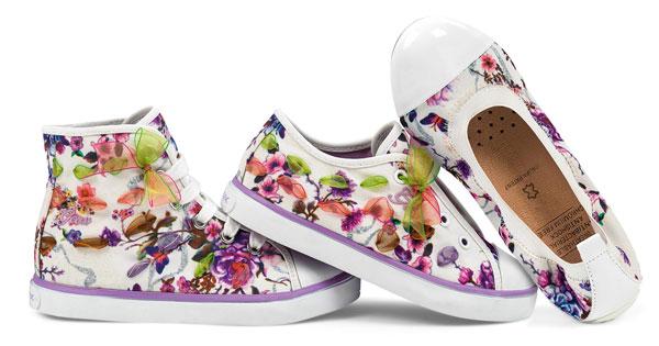 Geox Kids, la collezione di scarpe per bambini Primavera Estate 2015