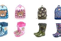 Gioseppo Kids, back to school con gli stivaletti da pioggia trendy e colorati