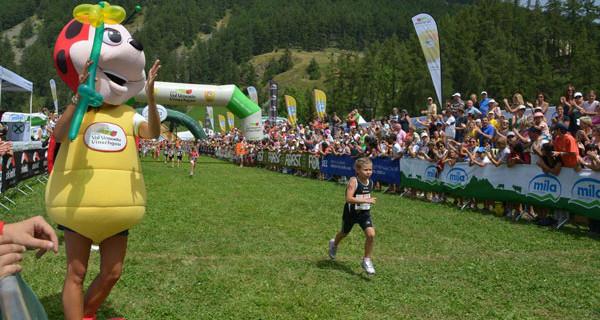 Giro del Lago di Resia con Mela Val Venosta: l'evento anche per bambini del 19 luglio